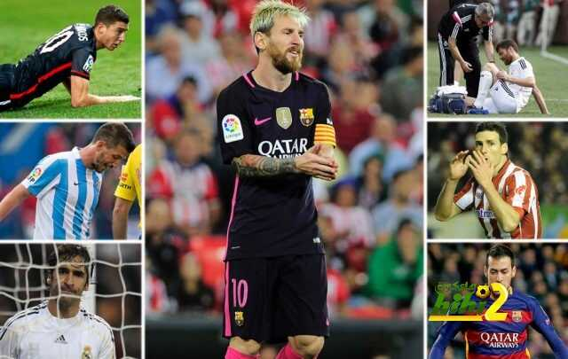 برشلونة يخشى من الكابوس الذى قد يضرب مسيرة ميسى هذا الموسم ! coobra.net
