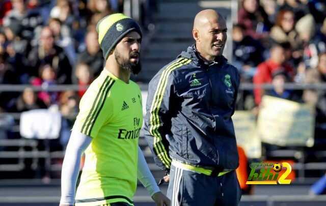 لماذا رفض إيسكو الرحيل من ريال مدريد ؟ coobra.net