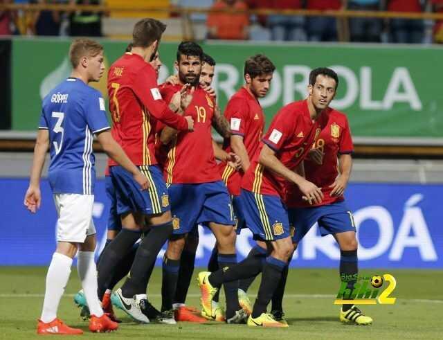 خمسة نجوم فى منتخب أسبانيا سعداء برحيل ديل بوسكى ووجود لوبيتيجى ! coobra.net