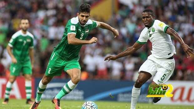 السعودية تقلب الطاولة و تفوز على العراق بتصفيات كأس العالم ! coobra.net