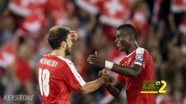 فيديو : سويسرا تفوز على البرتغال بطل اوروبا بتصفيات كأس العالم coobra.net