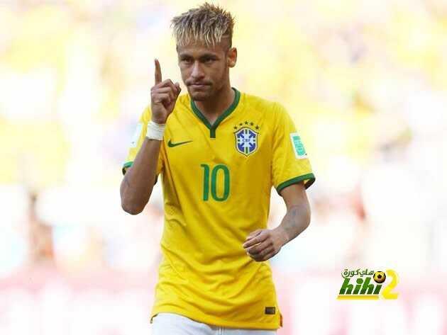 رقم مميز لنيمار رفقة منتخب البرازيل coobra.net