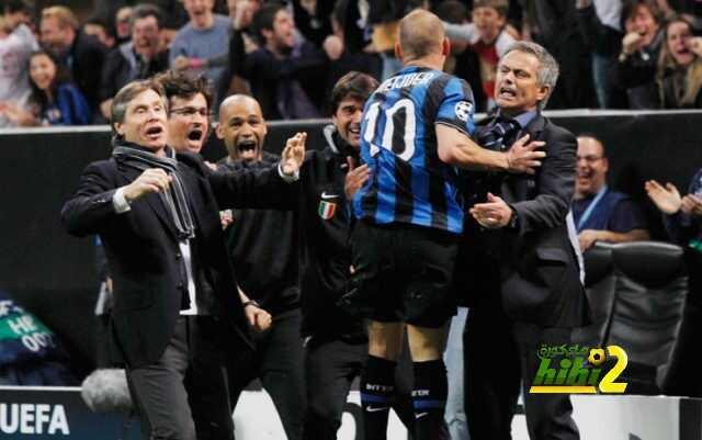 صراع مورينيو وجوارديولا (1) .. 4 مواجهات في موسم واحد كانت بداية العداوة coobra.net