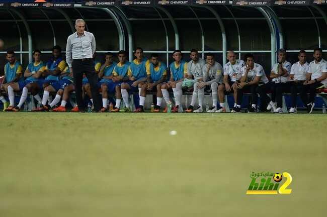 مدرب البرازيل الجديد يؤكد عدم توقعه الفوز بأول مباراتين مع المنتخب coobra.net