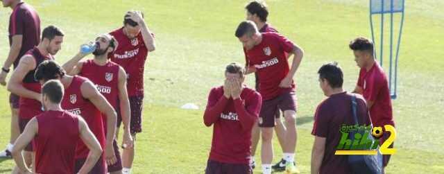 اتليتكو مدريد يواصل الاستعداد لمواجهة سيلتا بانضمام الدوليين coobra.net