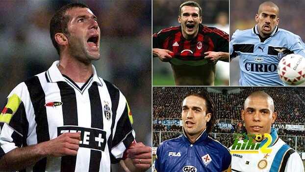 جنة كرة القدم مابين ماضي مبهر ومستقبل قد يعيد الكالشيو للأيام الخوالي ! coobra.net
