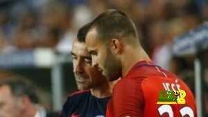 فيديو : غضب كبير لخيسي بعد تبديله في مباراة باريس سان جيرمان coobra.net