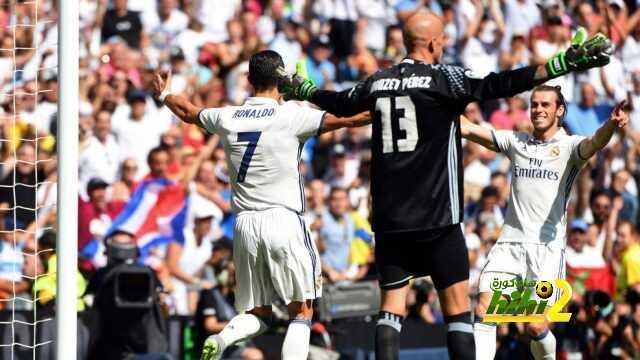 ريال مدريد ينهي الشوط الاول متقدماً على اوساسونا coobra.net