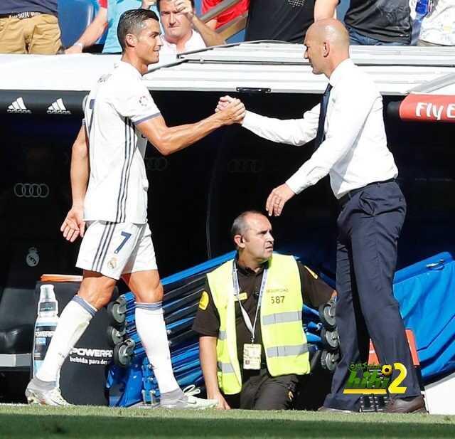 34 رقما يلخص تفوق ريال مدريد الكبير على أوساسونا coobra.net