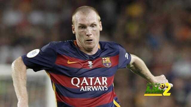 ماتيو يسجل هدف التعادل لبرشلونة ضد ألافيس coobra.net