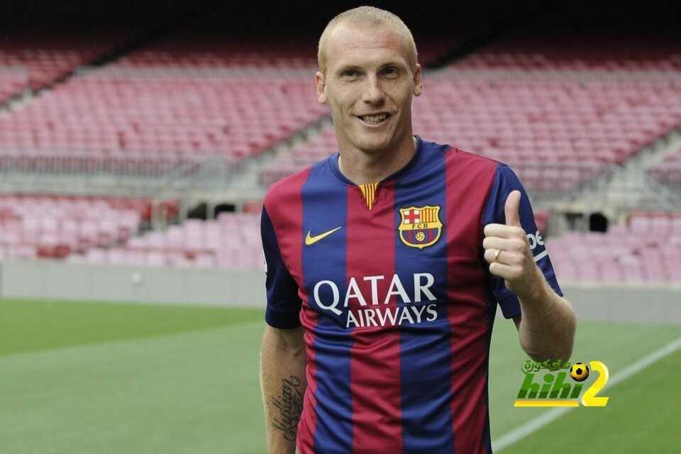 ماتيو يسجل خامس أهدافه مع برشلونة coobra.net