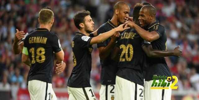 موناكو يحلق منفردا بصدارة الدوري الفرنسي ! coobra.net