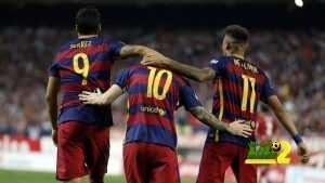 فيديو : هكذا عاش ثلاثي الـMSN مباراة برشلونة ضد ألافيس coobra.net