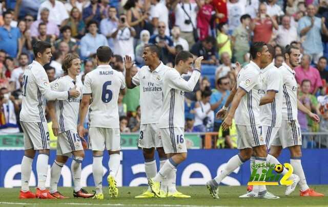 ريال مدريد أخيرا يعرف طعم السعادة الكاملة ! coobra.net