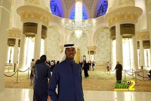 صورة : بوجبا يهنئ الأمة الإسلامية بعيد الأضحى المبارك coobra.net