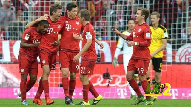 تشكيلة : بايرن ميونخ يواجه روستوف وهدفه تحقيق الفوز coobra.net