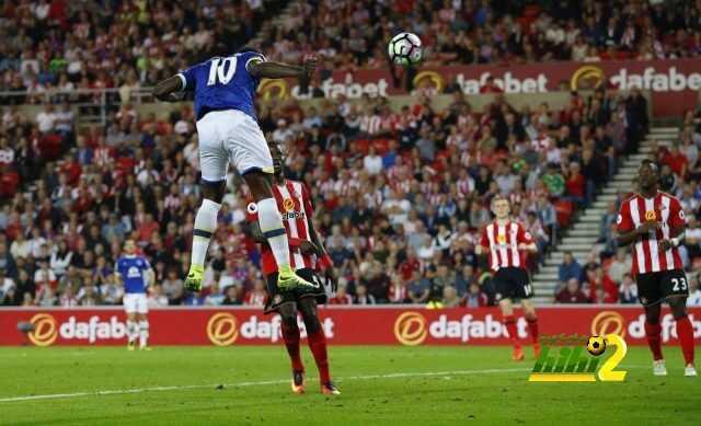 لوكاكو عاد للتسجيل في الدوري الانجليزي بعد فترة غياب طويلة coobra.net
