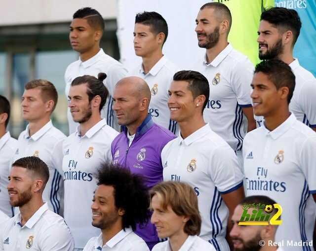 كواليس الصورة الرسمية للريال للموسم الحالي coobra.net