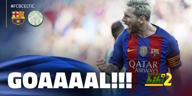 ميسي يضاعف النتيجة ويسجل الهدف الثاني لبرشلونة ! coobra.net
