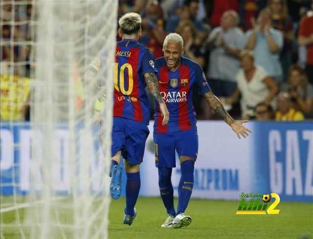 نيمار يعود للتالق مجدداً رفقة برشلونة coobra.net