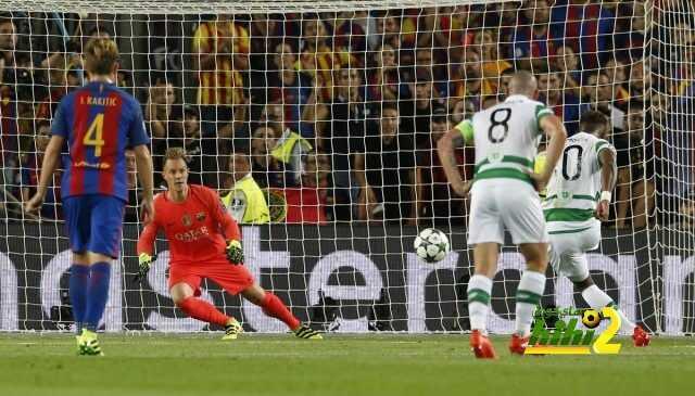 برشلونة لا يتلقى اهداف من ركلات الجزاء coobra.net
