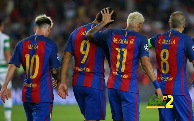 ارقام سواريز في اخر 10 مباريات رفقة برشلونة coobra.net