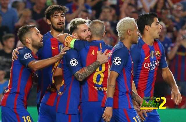 رقم رائع لبرشلونة بعد الفوز على سيلتك coobra.net