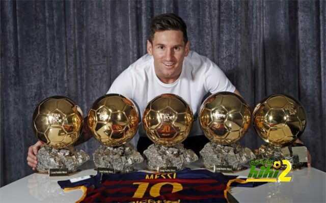 لماذا يستحق ميسي الكرة الذهبية 2016 ؟ coobra.net