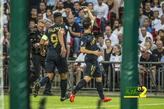 فيديو : موناكو يحقق فوزا هاما خارج الديار ضد توتنهام بدوري أبطال أوروبا ! coobra.net