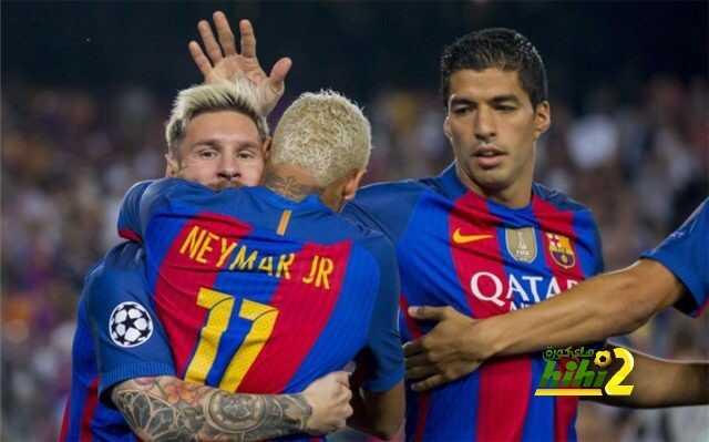 برشلونة الأفضل في الجولة الأولى من دور المجموعات بدوري الأبطال coobra.net