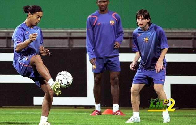 لاعب برشلونة السابق: ميسي كان ?يقتلنا? في تدريبات الفريق coobra.net