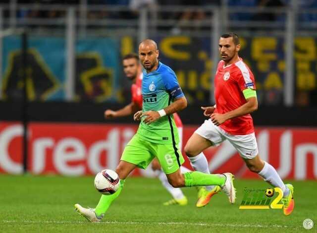 إنتر ميلان ينهي الشوط الأول متعادلا ضد نادي أبويل بالدوري الأوروبي coobra.net