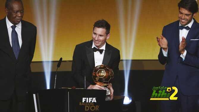 عاجل : الفرانس فوتبول تعلن انفصالها عن الفيفا في جائزة أفضل لاعب في العالم coobra.net