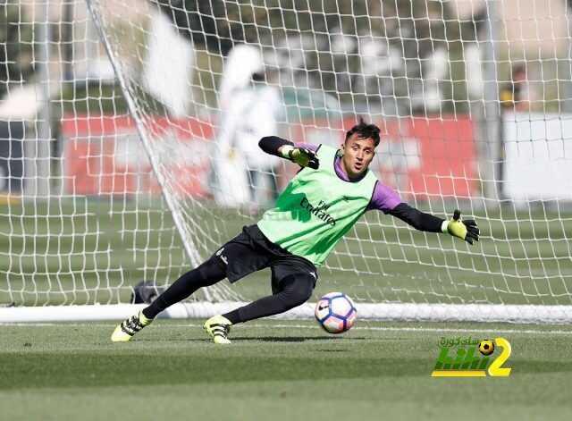 صور : الريال يستعد لمواجهة إسبانيول coobra.net