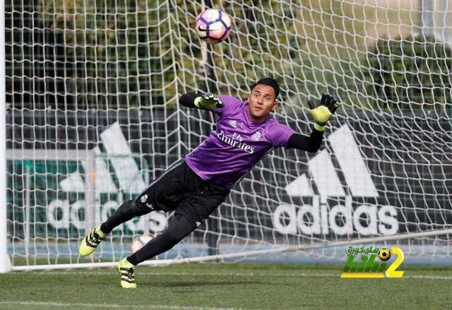 صور : أخر استعدادات ريال مدريد لمواجهة إسبانيول coobra.net