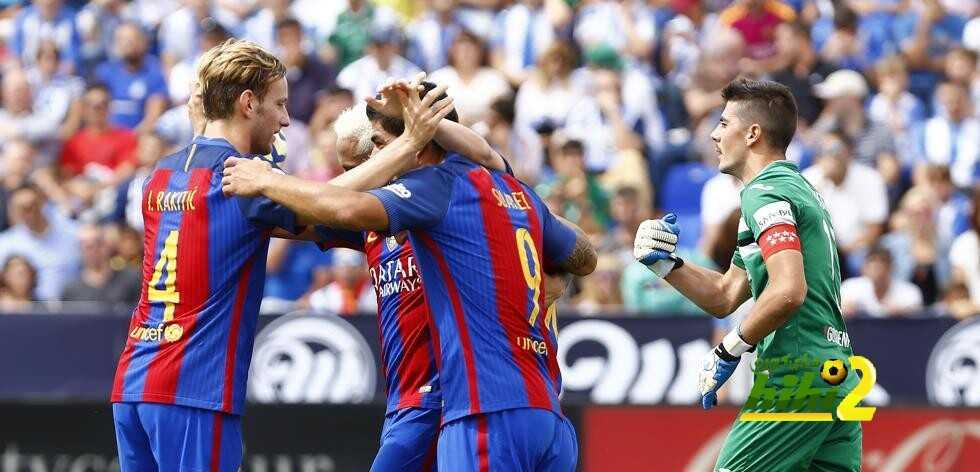 برشلونة يحصد انتصاره الخامس على التوالي خارج ملعبه coobra.net