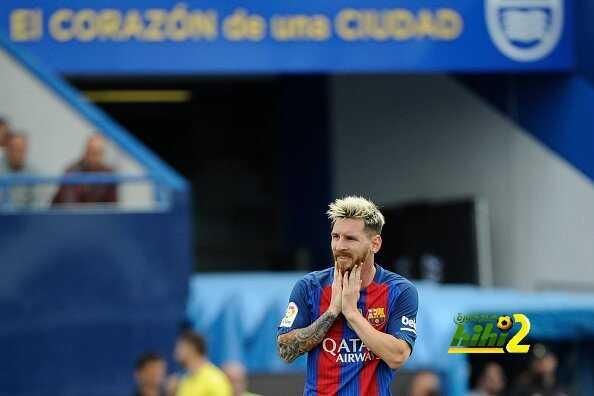 ميسي ..82 هدفا أمام أندية مدريد coobra.net