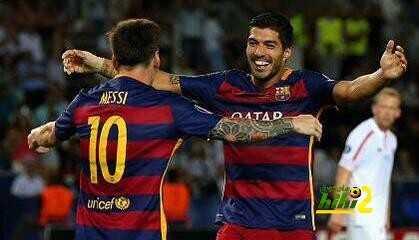 صورة : سواريز وميسي ، الأفضل في لقاء برشلونة وليغانيس coobra.net