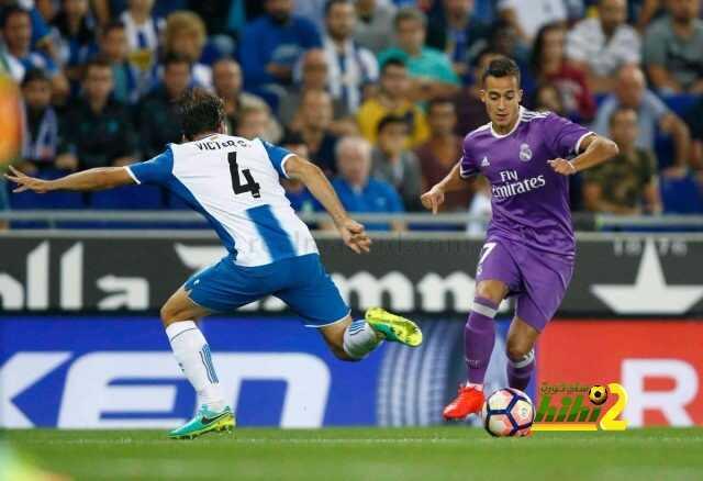 خاميس يحسم الشوط الأول بتقدم لريال مدريد في الأنفاس الأخيرة ! coobra.net