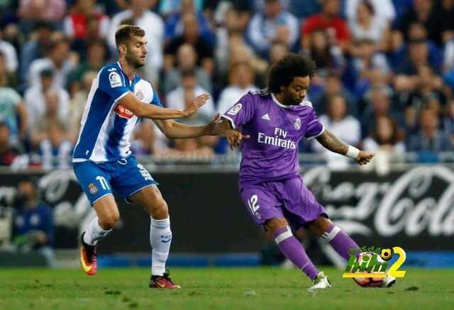 كريم بنزيما يضاعف النتيجة لريال مدريد ضد إسبانيول coobra.net