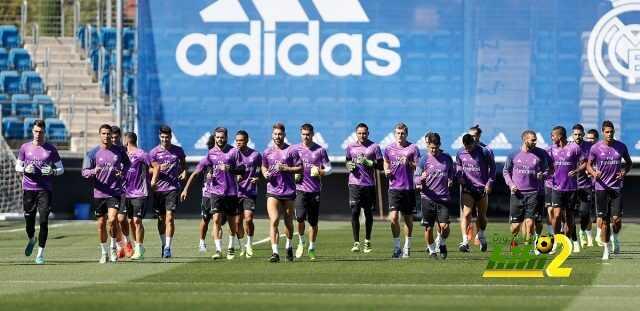 صور : ريال مدريد يستعد لمواجهة فياريال في حضور بيل ورونالدو coobra.net