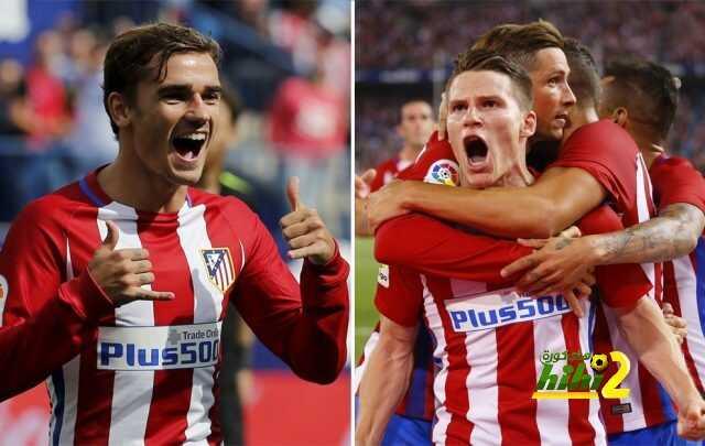 أتلتيكو مدريد متخوف من إستمرار العقدة ضد برشلونة coobra.net