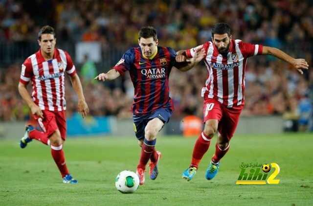 أتلتيكو مدريد لم ينتصر على برشلونة في الكامب نو منذ فترة طويلة جدا ! coobra.net
