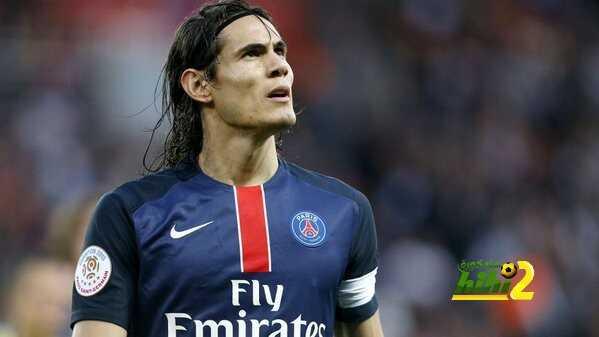 رقم رائع لكافاني رفقة باريس سان جيرمان coobra.net