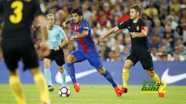 فيديو : اتليتيكو مدريد يخطف تعادلا ثمينا ضد برشلونة من قلب الكامب نو coobra.net