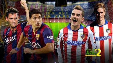 رقم مميز لبرشلونة ضد أتليتيكو مدريد رغم التعادل coobra.net