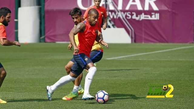 صور : استعدادات برشلونة لمواجهة خيخون coobra.net