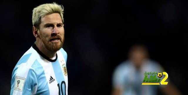 مدرب الأرجنتين يؤكد بأن برشلونة السبب وراء غياب ميسي عن مبارتين بتصفيات المونديال coobra.net