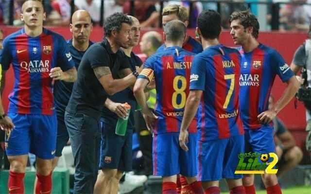 برشلونة يتفوق قبل مواجهة خيخون coobra.net