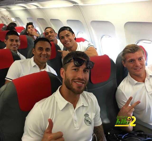 صورة من رحلة ريال مدريد لبالماس coobra.net